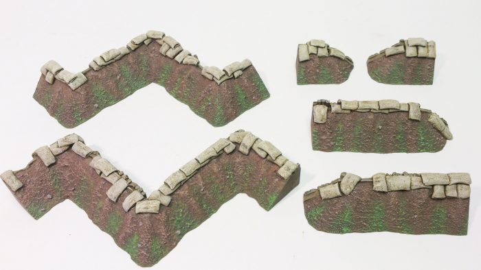 Infantry Entrenchments (28mm) - Paul's Modelling Workshop