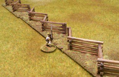 Zig Zag Split Or Snake Rail Fence Paul S Modelling